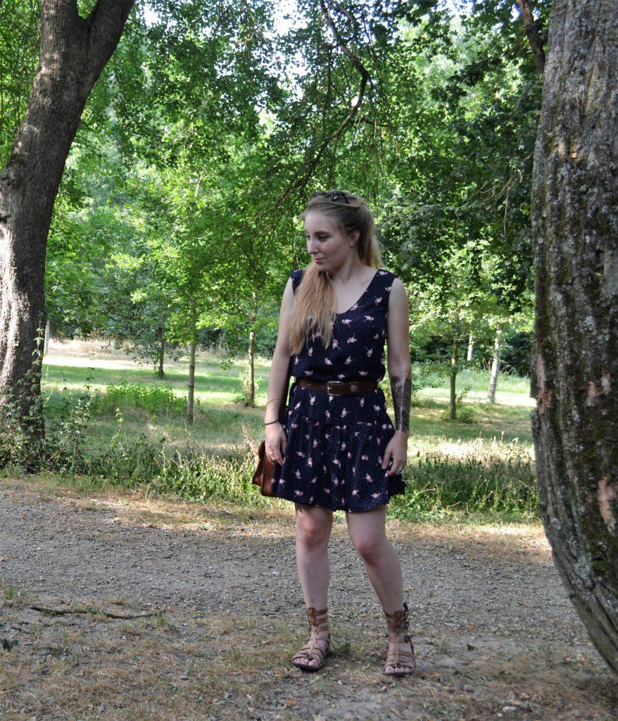 robe Jade Louis Antoinette entier