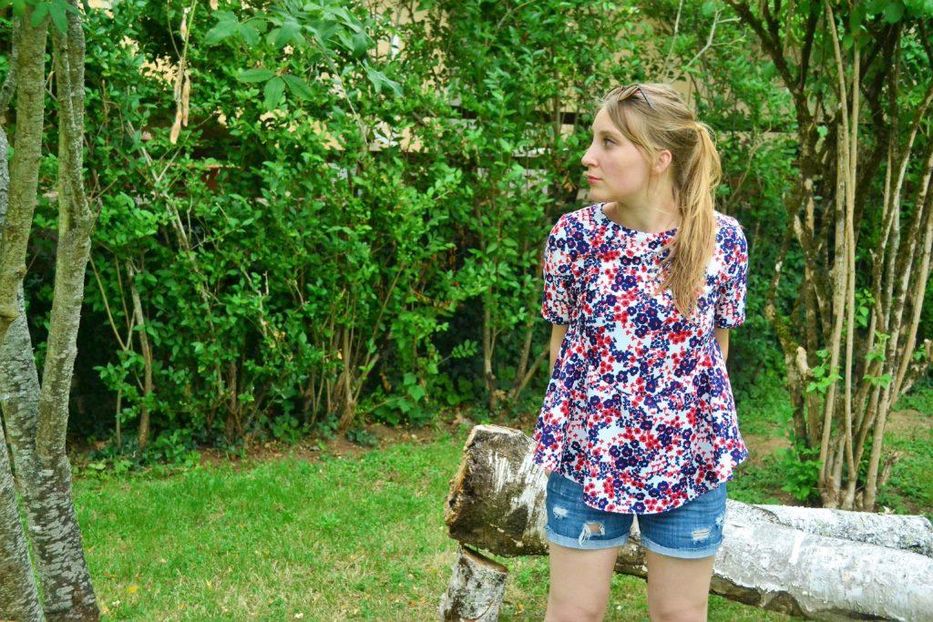 blouse janis de ready to sew en entier