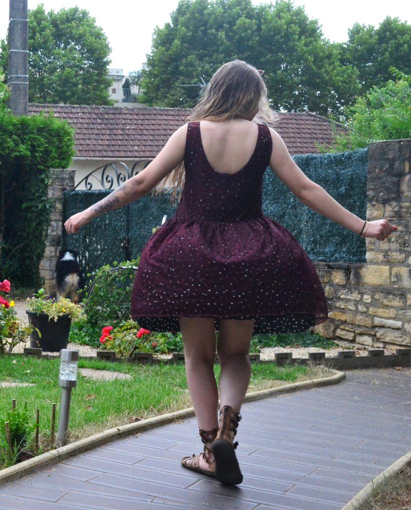 robe lucie république du chiffon robe tourne
