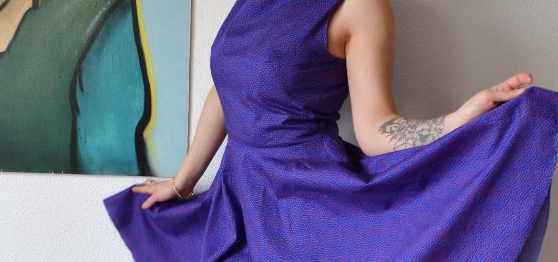 robe demoiselle de Louis Antoinette