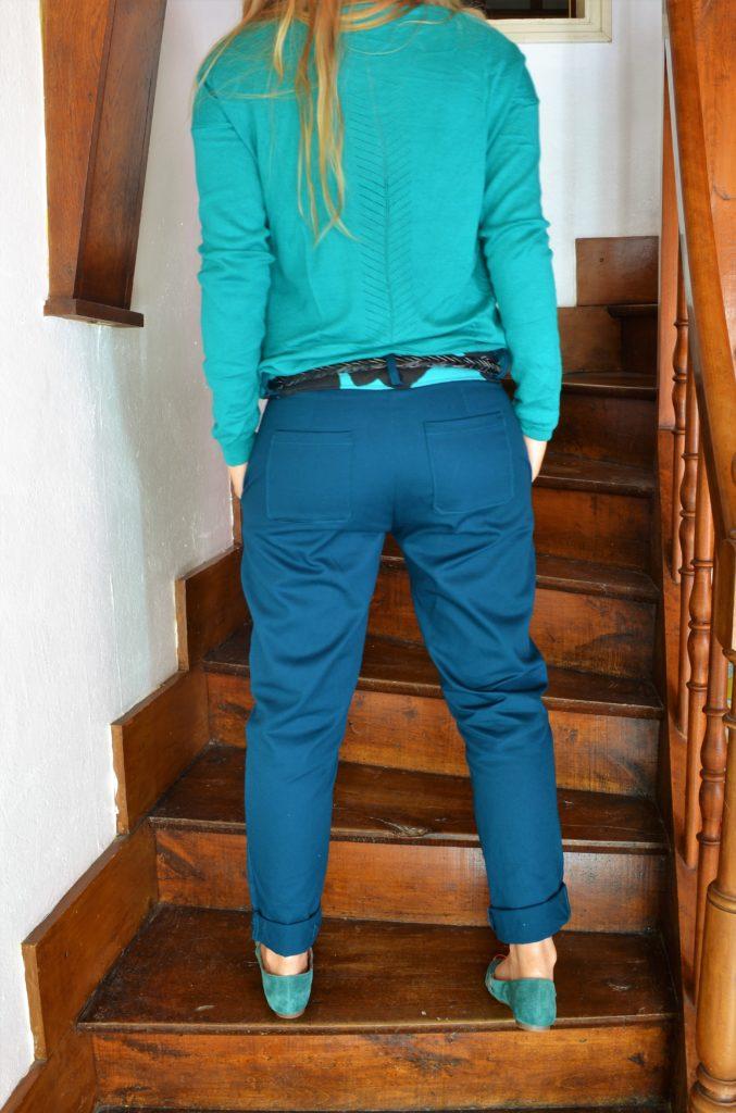 pantalon Port Pauline Alice