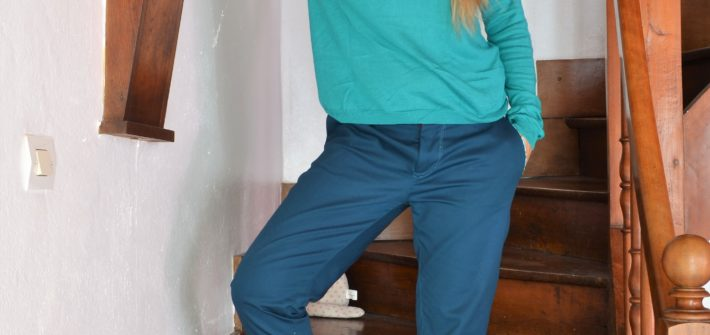 pantalon Port Pauline Alice