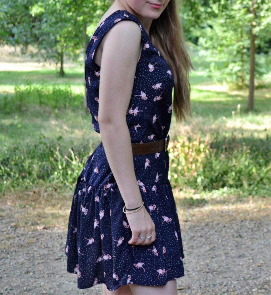 robe Jade Louis Antoinette