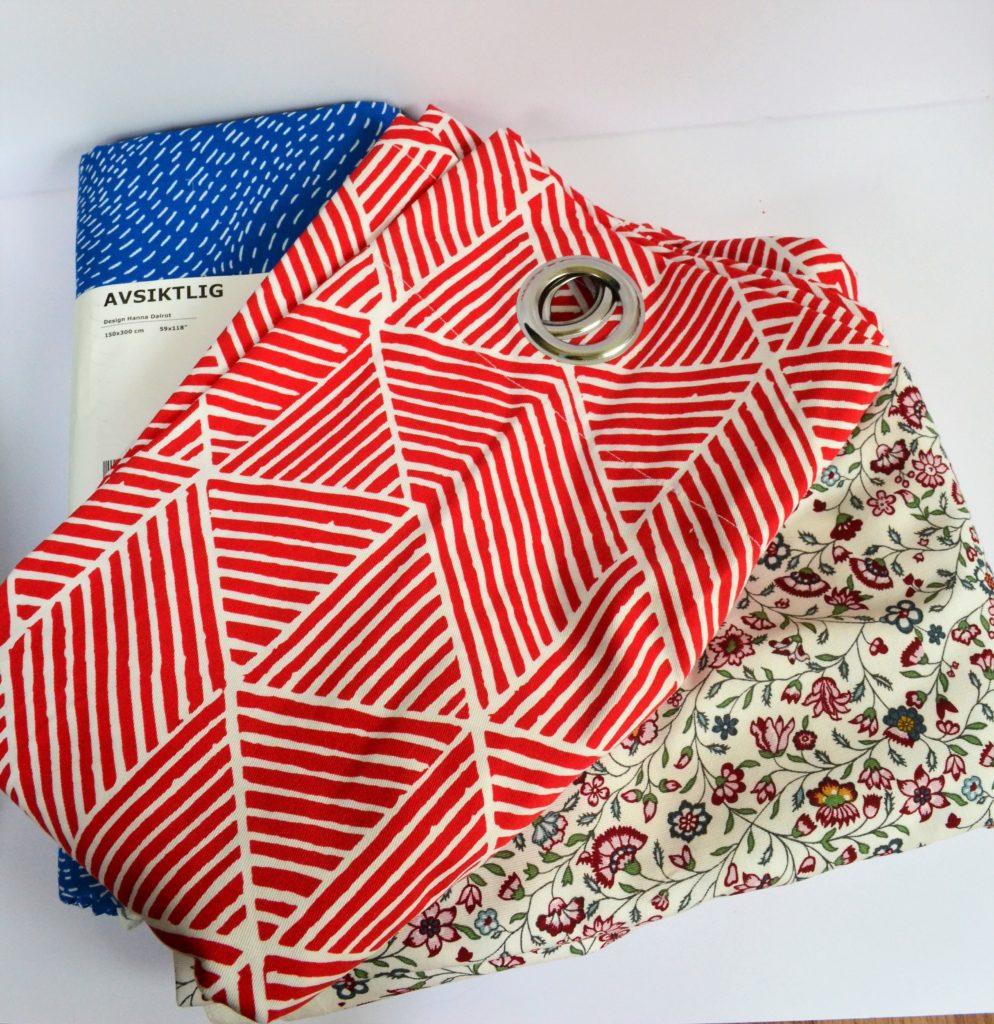 Tissu Ikea Rideaux