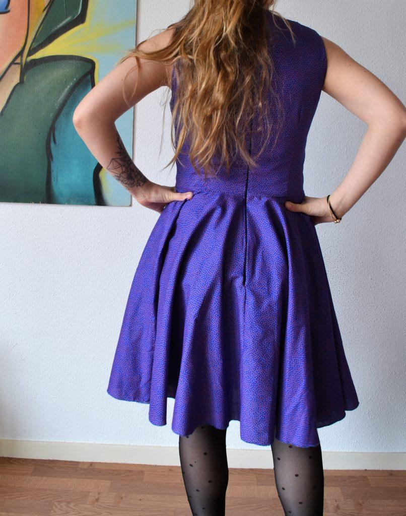 robe demoiselle Louis Antoinette