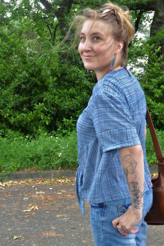Blouse Denia Pauline Alice